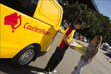 Courier Franchise Opportunities Adelaide