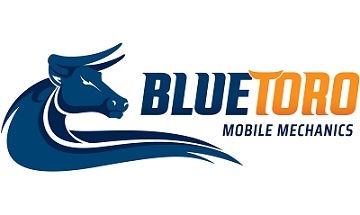 Blue Toro Mobile Mechanics Logo
