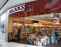 Have you ever dreamt of owning a bookstore? Established Dymocks Chatswood Store