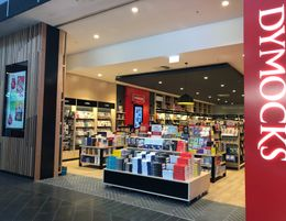 Own your own Dymocks Bookstore in Bankstown NSW