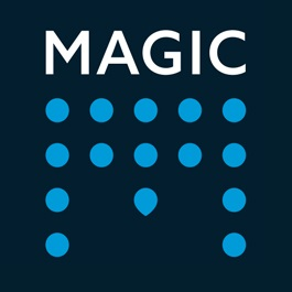 Magic Hand Car Wash Logo