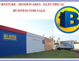 FURNITURE & ELECTRICAL STORE - $4M TURNOVER  EXCELLENT PROFITS