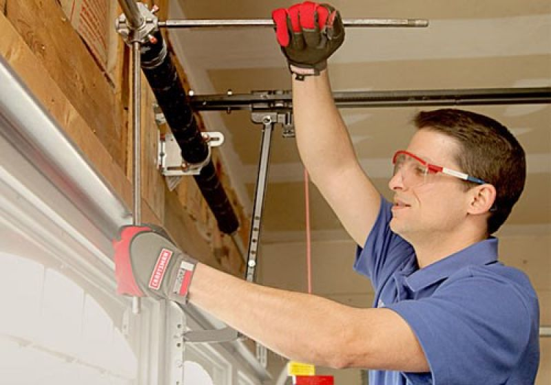 BE YOUR OWN BOSS - Garage Door and Motor Service / Installation Business