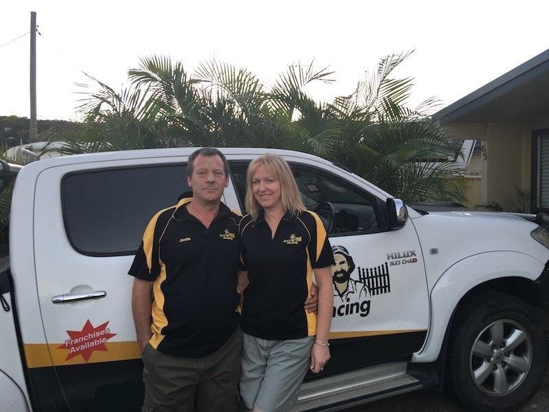 Jim's Fencing - Coomera, QLD - Be Your Own Boss - Leading Fence Franchise