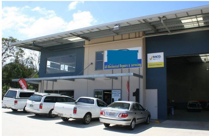 ESTABLISHED MECHANICAL REPAIRS & SERVICE  OPTION FOR FREEHOLD
