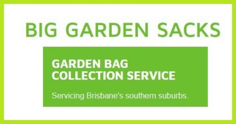 GARDEN BAG WASTE REMOVAL SERVICE - EASY TO RUN - ESTABLISHED 23 YEARS