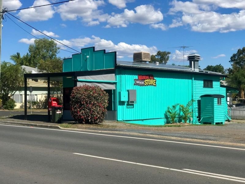 WANDAL ROAD CONVENIENCE STORE SELLING FREEHOLD. 5 MINUTES FROM ROCKHAMPTON CBD