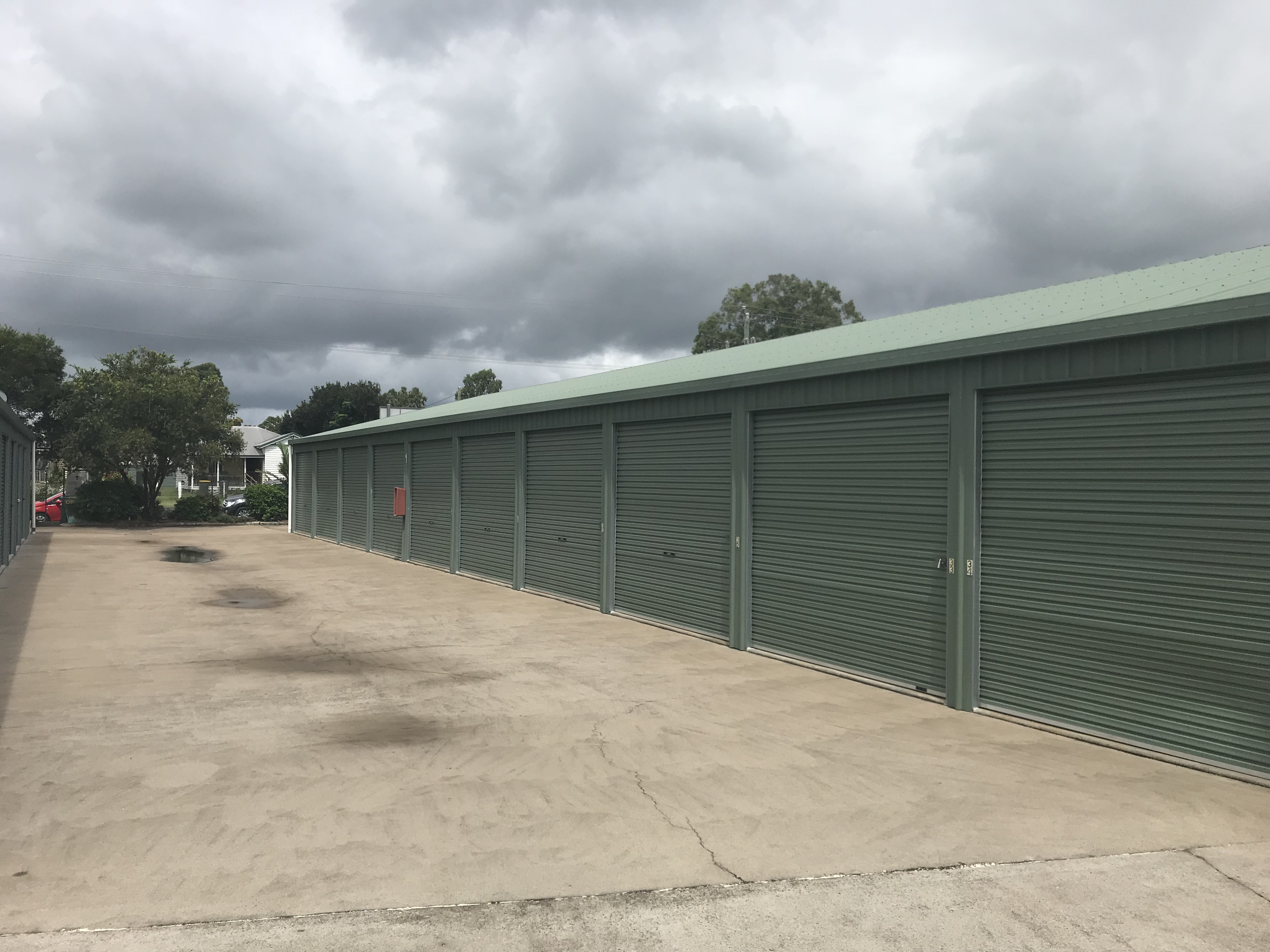SELF STORAGE FOR SALE Fraser Coast UNDER CONTRACT