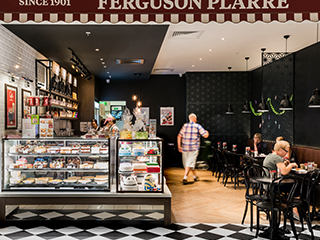 Ferguson Plarre Bakehouses Frankston. An exciting Bakery Cafe opportunity awaits