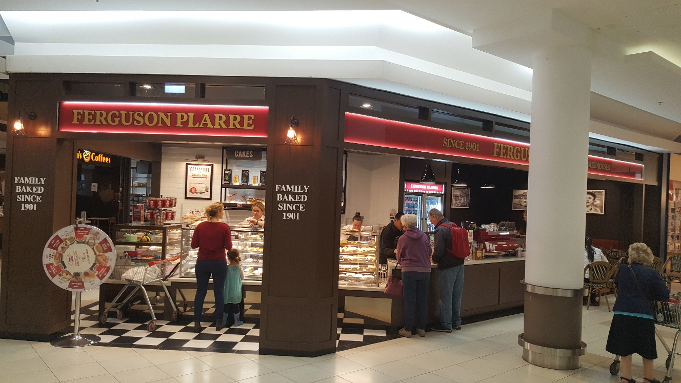 Join Ferguson Plarre Bakehouses in Doncaster East at Stockland The Pines.
